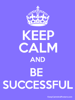 "alt=""Being successful is about being calm and collected. Tips to be a great brand ambassador"""